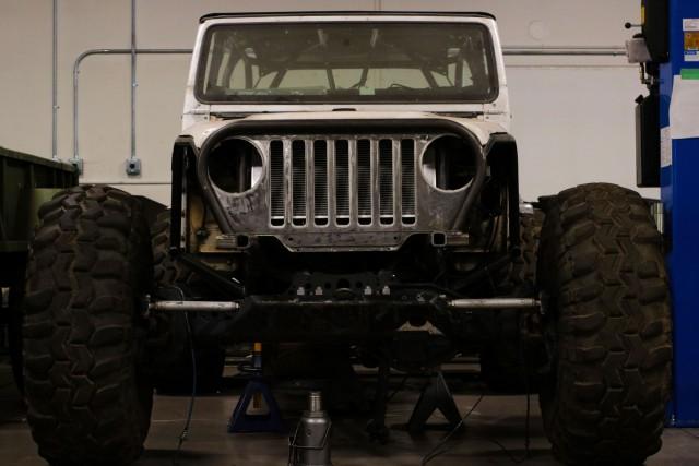 Front Bumper Fab
